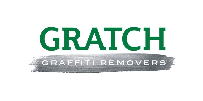 gratch graffiti removers logo